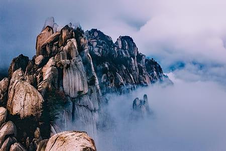rock mountain