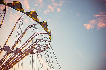Evening Swing Carousel