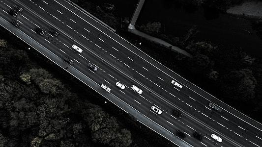 white cars illustration