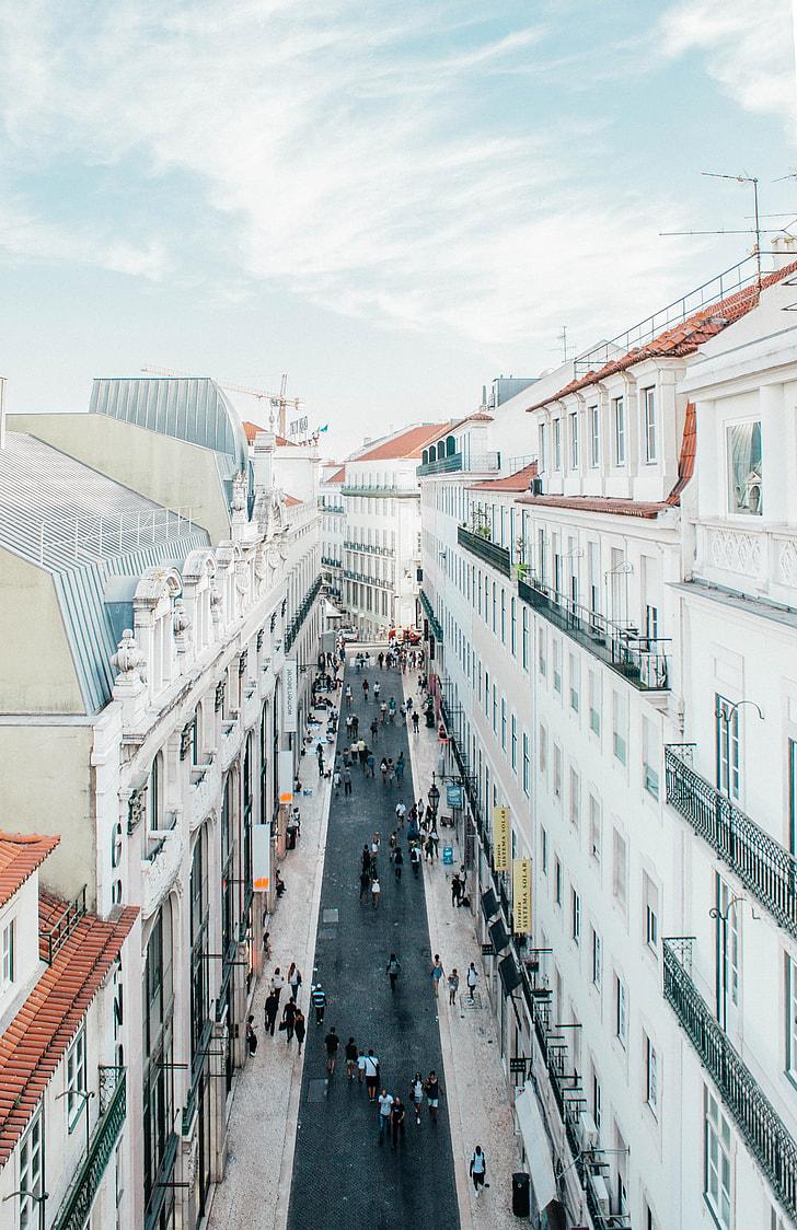 architecture, urban Scene, europe, city