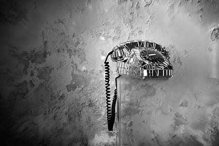 phone, call, telephone handset, dial, listeners, technology
