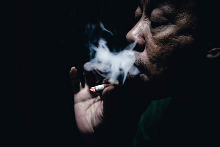 I smoke. Therefore, I am.