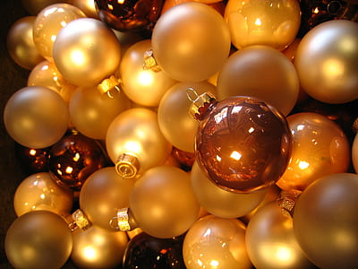 pile of baubles