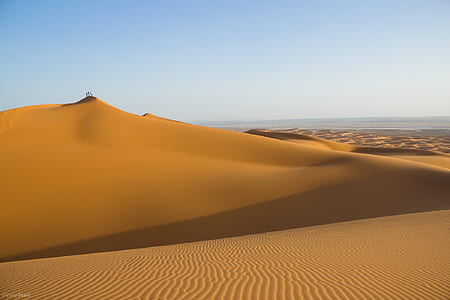 Sand Desert photography