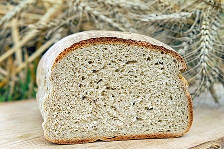 Sliced Loaf Bread
