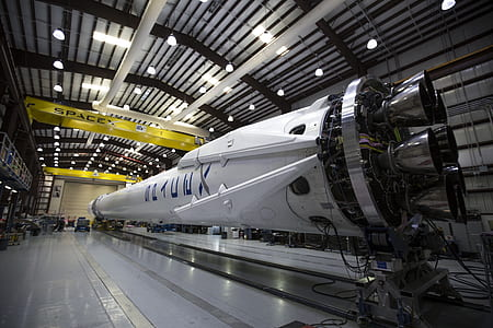 white space shuttle in room
