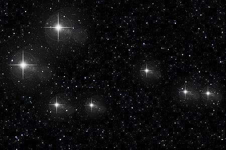 constellation of stars
