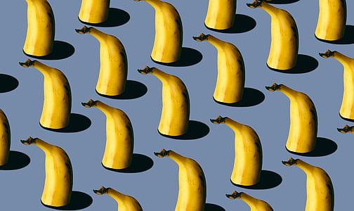 ripe banana illustration
