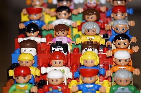 LEGO minifigure lot
