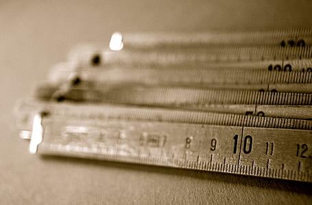 tape measure lot
