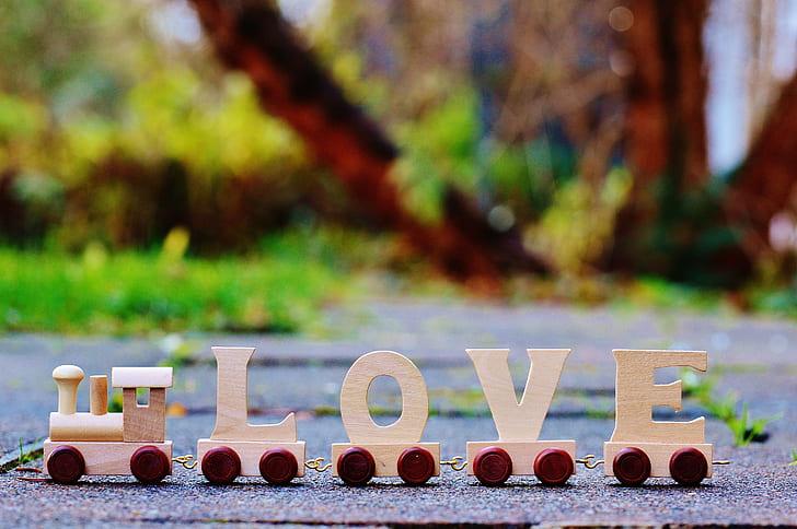 Love letter decor