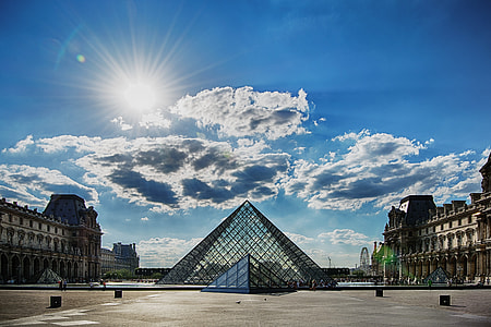 Great Louvre Pyramid