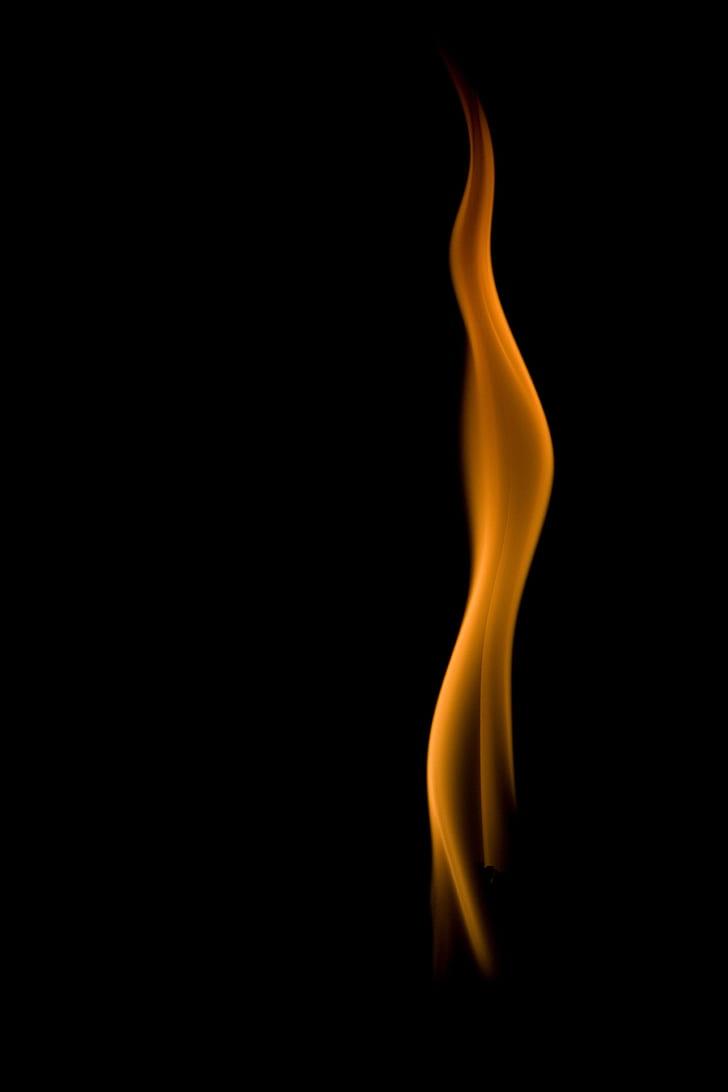 Yellow Flame