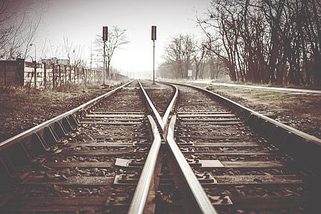 Old Vintage Railway