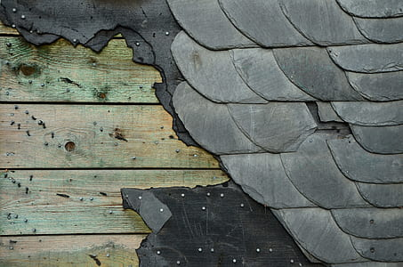 background, pattern, wood, old, slate, structure