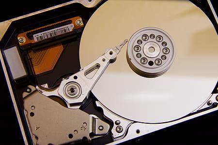DVD-ROM interior