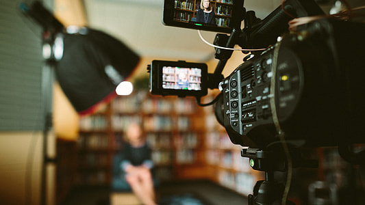 Sony FS7 On Production