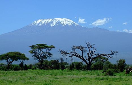 Mount Kilimanjaru, Africa