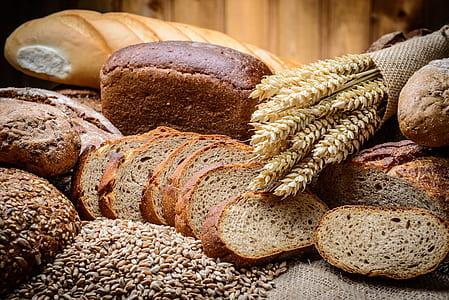 sourdough and wheat photo