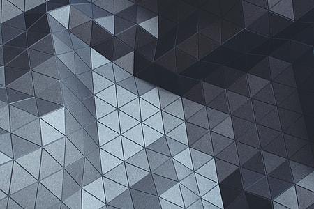 Closeup shot of abstract pattern texture