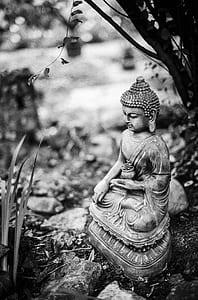 Gautama Buddha figurine