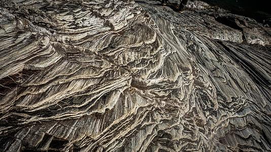 grey rock formations
