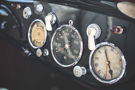 Oldtimer Dashboard