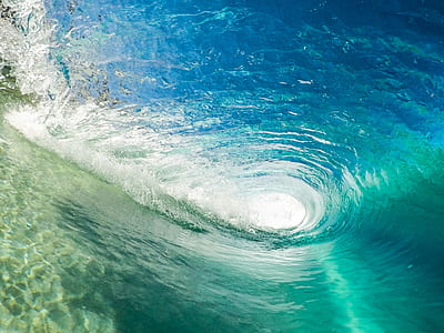 water whirlpool