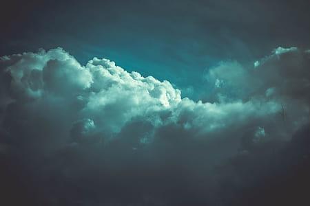 cumulus nimbus clouds