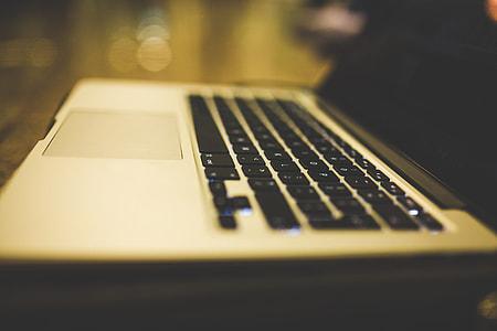 Side View MacBook