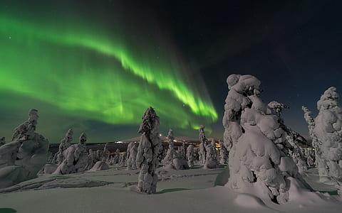 Aurora Borealis, Denmark