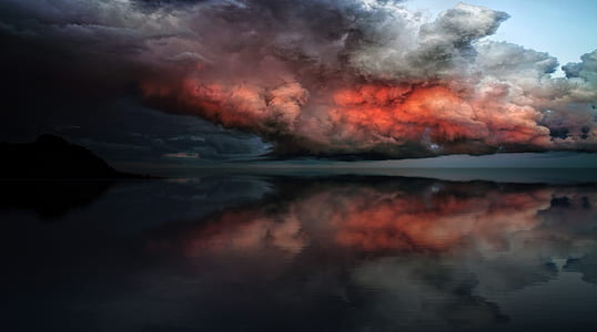 explosion panoramic photgraphy