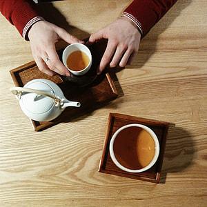 Tea date
