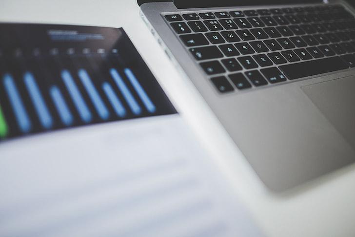 MacBook Paper Charts
