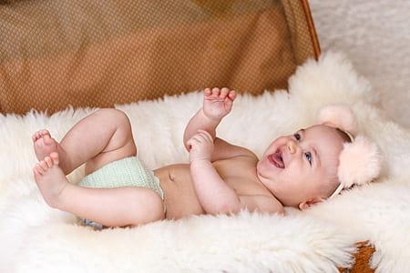 baby pm fur nest