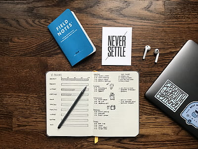 Field Notes' book