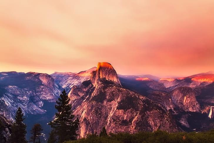 photo of rock mountain