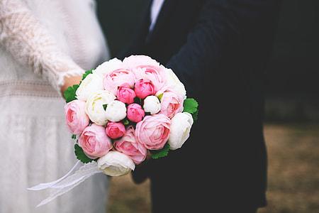 Wedding flowersbouquet