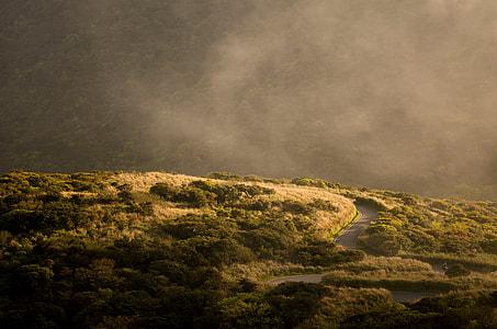 open field landscape photo