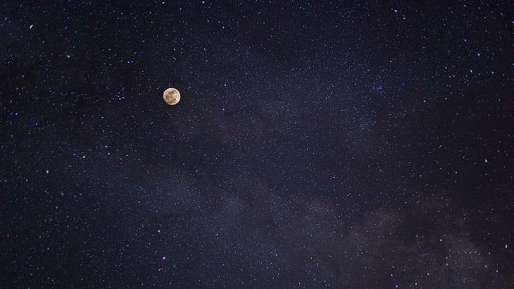 Full Moon Illustration