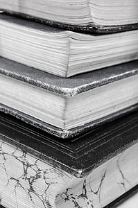 pile of book photography