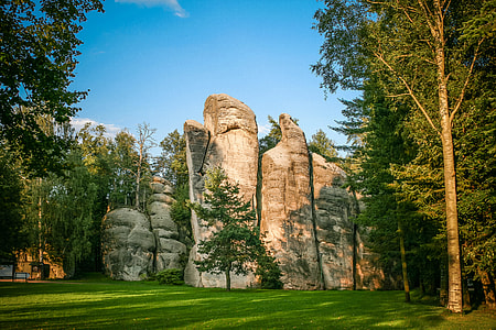 Wonderful Adrspach-Teplice Rocks