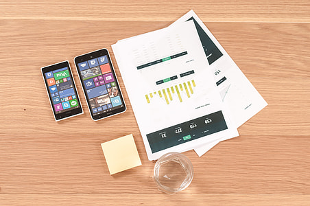 Windows Phone & Paper Charts