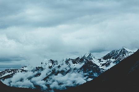 landmark photograph of alps