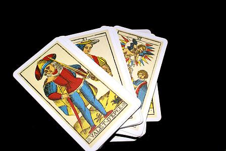 Tarrot card lot