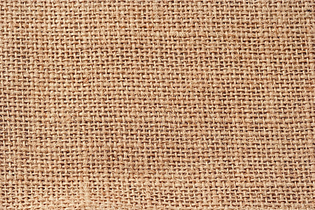 brown, knit, fiber, jute, bag, sack