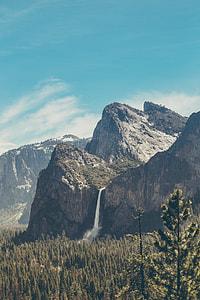 Above Yosemite Valley