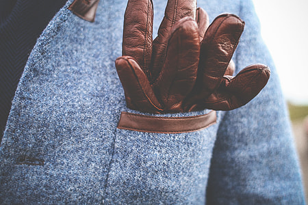 Gentleman's Driving Leather Gloves
