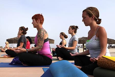 women, yoga classes, fitness, asana, instructor, hatha yoga