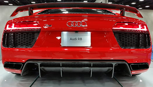Audi Red R8